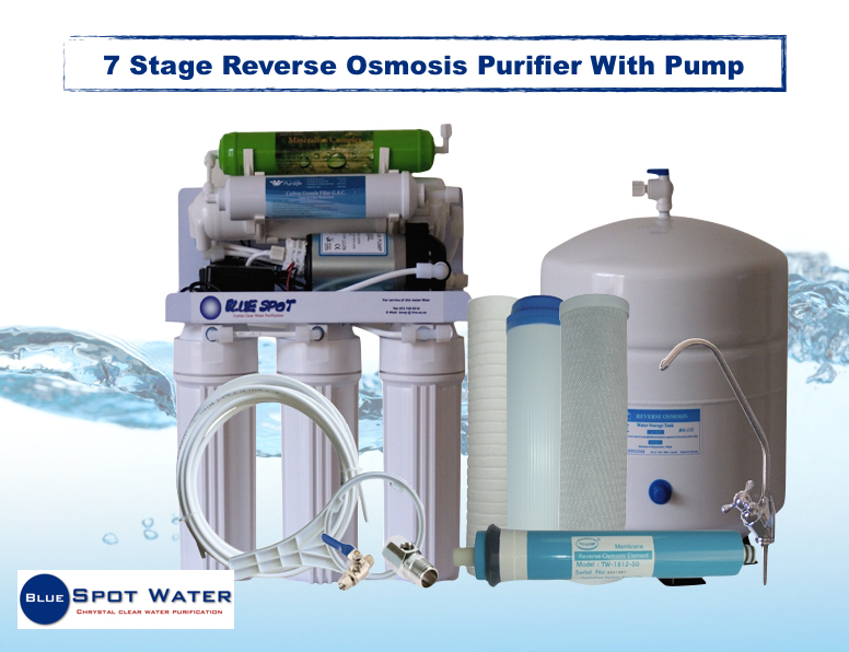 7-stage-reverse-osmosis-purifier-with-pump